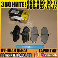 Колодка тормозная ГАЗ 3302 перед. (комплект 4шт.) G-part (пр-во ГАЗ) (арт. GP3302-3501800)