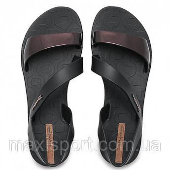 Женские сандалии Ipanema (82429-21120) Чёрный 38