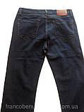 Мужские джинсы Franco Benussi 15-391 темно-синие, фото 2