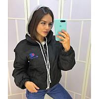 Куртка женская стильная короткая 7290-4