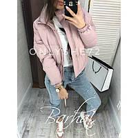 Куртка стильная женская короткая № 80399