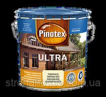 Pinotex Ultra Lasur 3л Пинотекс Ультра Лазур (тик, калюжниця, орегон, горіх, червоне дерево, палісандр).