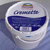 Hochland Cremette 10кг Сливочный крем сыр для суши,  Хохланд Креметте аналог Филадельфия творожный сыр