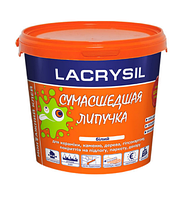 Клей акриловый Сумасшедшая липучка Lacrysil, 12кг