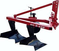 Плуг для минитрактора ПН-2-20 Р (с дополнительной регулировкой)