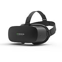VR Shinecon SC-AIO5 Все в One VR Очки 9-осевой гироскоп Соматосенсорная виртуальная реальность с экраном Дисплей Шлем 3D Glass-1TopShop
