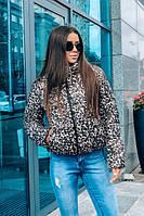 Зимняя куртка женская короткая (NN2)