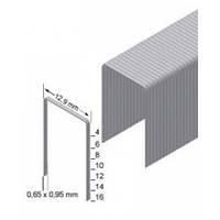 Скоба обивочная Prebena тип A-12 ширина 12.8мм (14,4 тис. шт.)