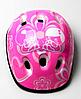 Роликовые коньки с комплектом защиты Happy. Pink, размер 34-37, фото 4
