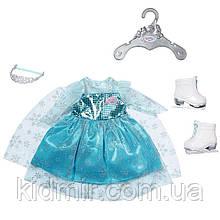 Одяг для ляльки Бебі Борн Бальне плаття Baby Born Zapf Creation 827550