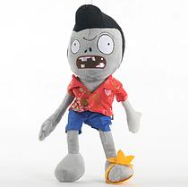 Зомбі Елвіс М'яка плюшева іграшка Рослини проти зомбі з гри Plants vs Zombies