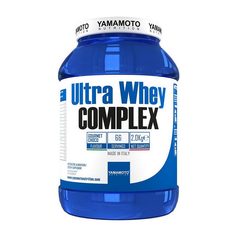 Протеин сывороточный Yamamoto nutrition Ultra Whey Complex 2 kg