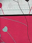Комплект постельного белья ELWAY (Польша) Сатин евро (953), фото 4