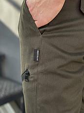 "Мужские штаны хаки Intruder ""Fast Traveller"" в размере S(46) M(48) L (50) XL(52) XXL (54), фото 2"