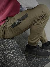 "Мужские штаны хаки Intruder ""Fast Traveller"" в размере S(46) M(48) L (50) XL(52) XXL (54), фото 3"