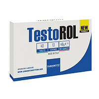 Тестостероновый бустер Yamamoto nutrition Testorol 40 tab
