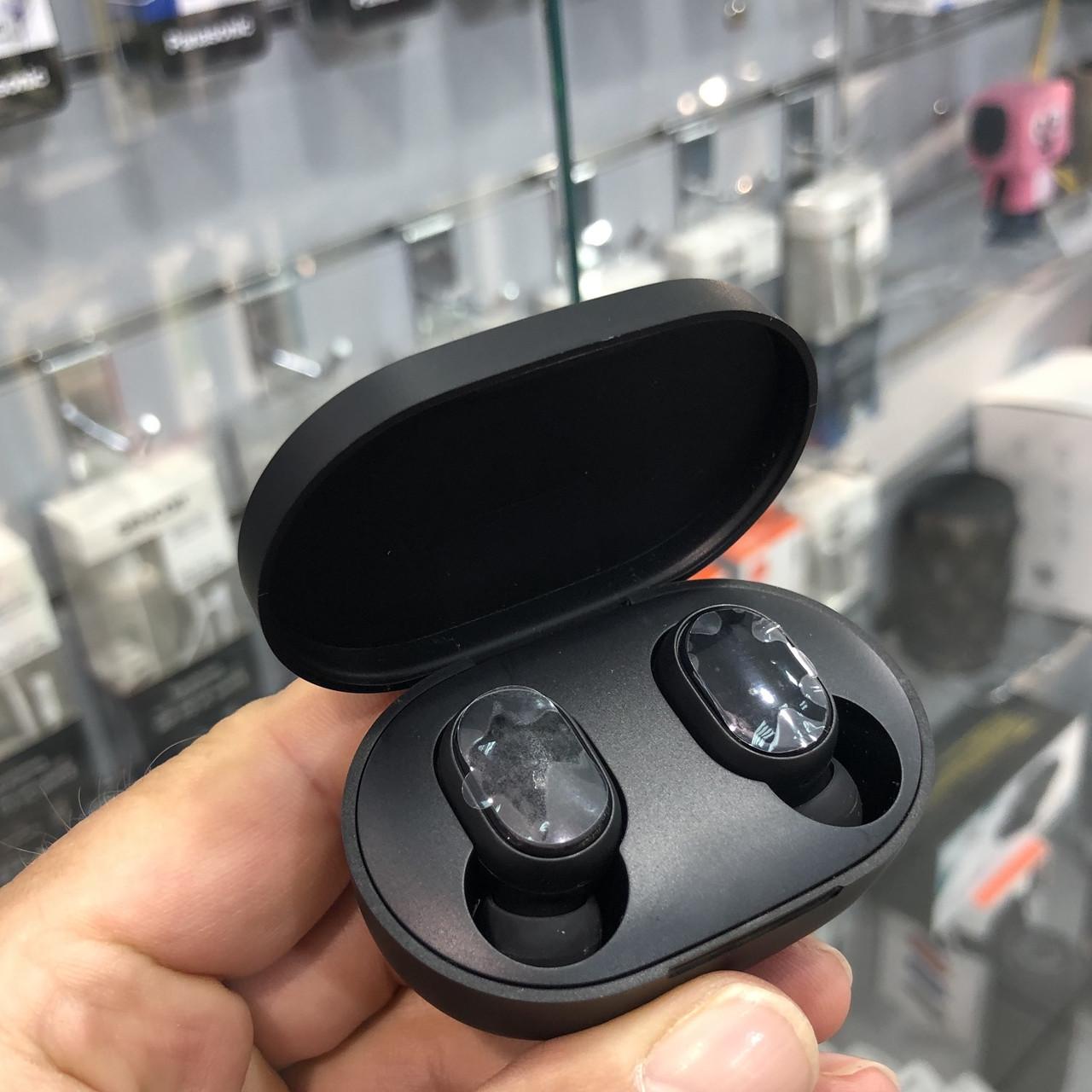 Беспроводные наушники и гарнитуры. bluetooth Xiaomi Redmi AirDots Black Оригинал!