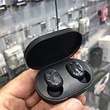 Гарнитура bluetooth Xiaomi Redmi AirDots Black Оригинал! (ZBW4467CN) EAN/UPC: 6934177708800, фото 8