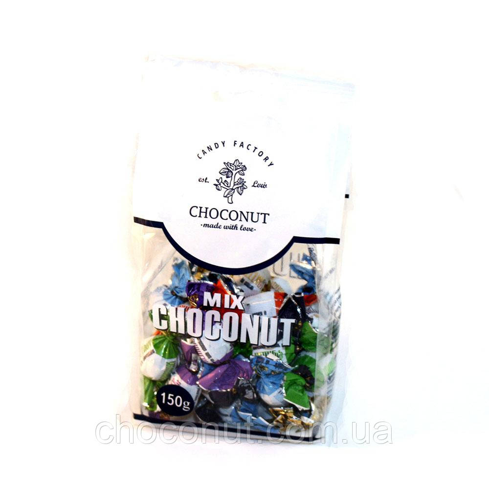 "Цукерки ""CHOCONUT MIX"" 150 г"