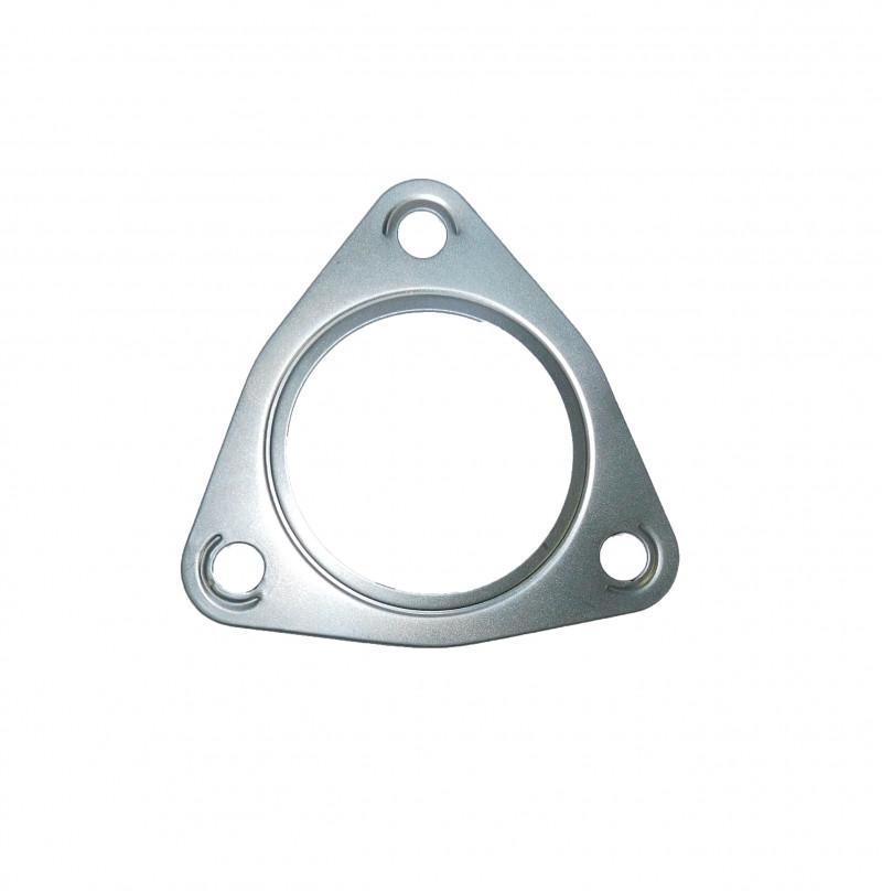 Прокладка выпускного коллектора 7511 треугольник, сталь (пр-во ЯЗТО) 7511.1008058