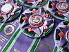 Наградные розетки из атласных лент «Первоцвет». Изготовлялись на международную выставку кошек в Турции!