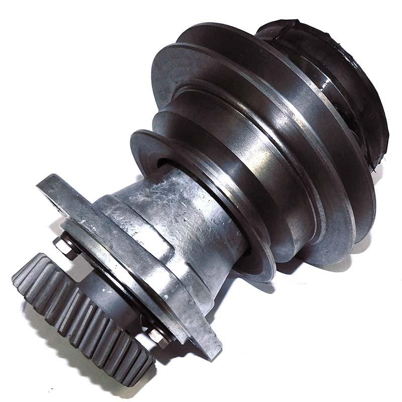 Привод вентилятора ЯМЗ 238-НД3 (2-х руч) (4 отв) н/о (пр-во Россия) 238НБ-1308011-В3