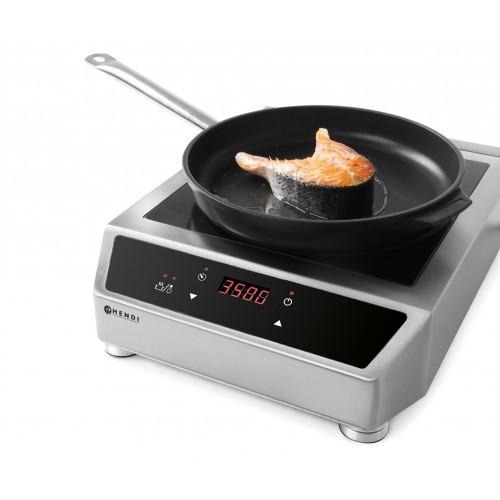 Ремонт індукційної плити в Академії кухні