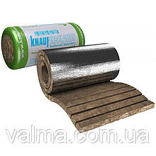 KNAUF INSULATION THERMO-TEK LM ECO ALU базальтовая фольгированная вата рулон 50х1000х500 мм (5 м2)
