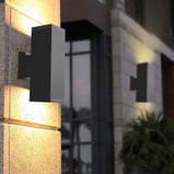 Настінний світильник зовнішнього освітлення Pride 71404, фото 2