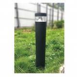 Парковий СВІТЛОДІОДНИЙ світильник стовпчик DHL-72147, фото 2