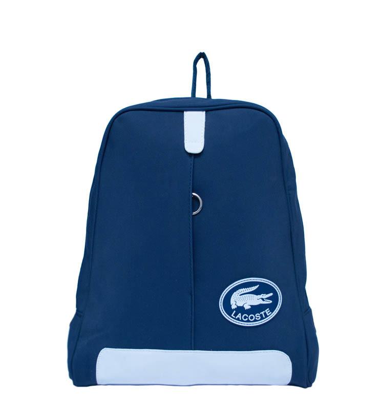 Городской рюкзак Lacoste 3 Цвета Синий