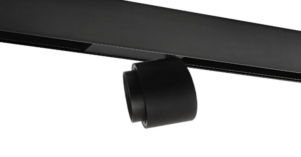 Pride Світильник на магнітну шину Sun 76165R(Sandy black)