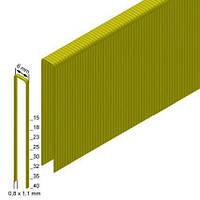 Скоба каркасна (столярна) Prebena тип ES-40 ширина 6мм (3,2 тис. Шт.)