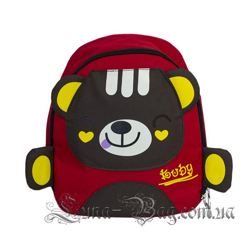 """Детский рюкзак """"Bear Kube"""" 3 Рисунка"""
