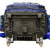Детский рюкзак-чемодан 4 рисунка (Batman) Цвет Синий, фото 6