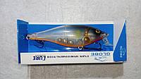 Воблер Globe. Объёмные приманки для рыбалки (J-FFG-M52), фото 1