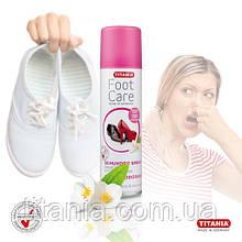 Дезодорант для обуви 200мл TITANIA art.5330