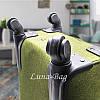 Набор из трех Чемоданов 5 Цветов Зеленый, фото 6