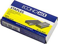 """Скоби """"Economix"""" №24/6 №E40302 (10)"""