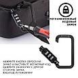 "Рюкзак для ноутбука с защитой антивор XD Design Bobby Bizz Anti-Theft 15.6"", фото 8"