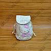 Рюкзак - мешок Hello Kitty 3 Цвета Белый., фото 2