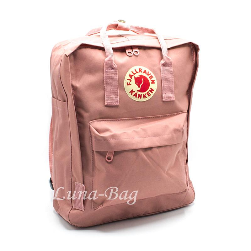 """Рюкзак """"KANKEN"""" 10 Цветов Розовый."""