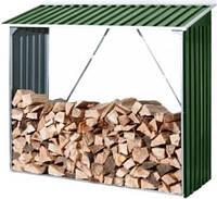 Накрытие Duramax стальное для дров