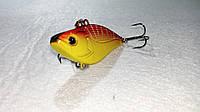 Воблер Globe. Объёмные приманки для рыбалки (G-VAB), фото 1