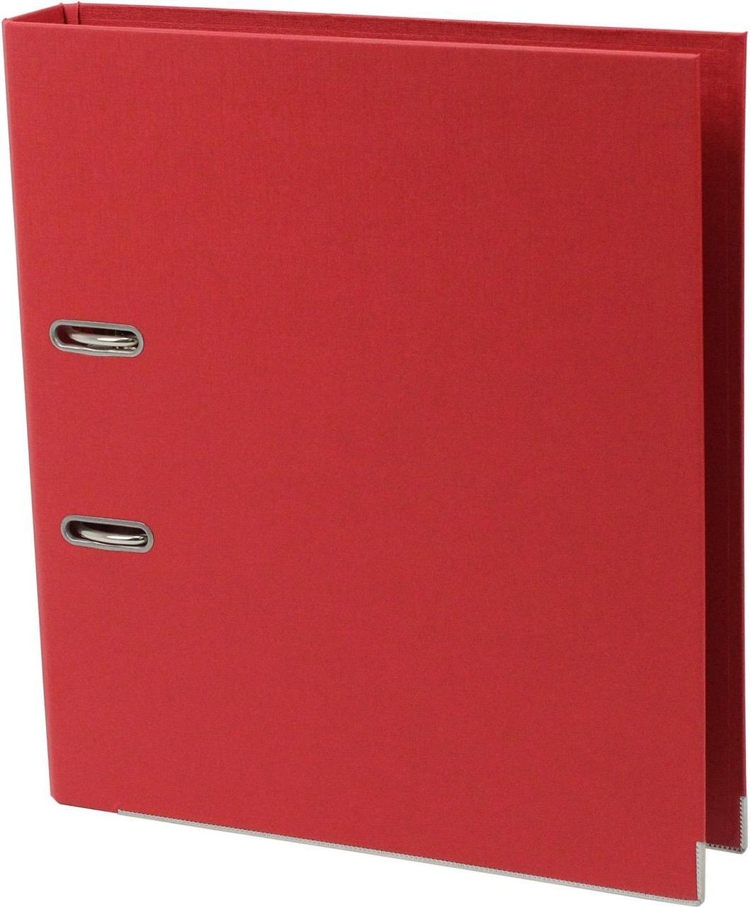 "Папка-реєстратор A4 ""Norma"" 5см №5070 Lux PP (червона)"