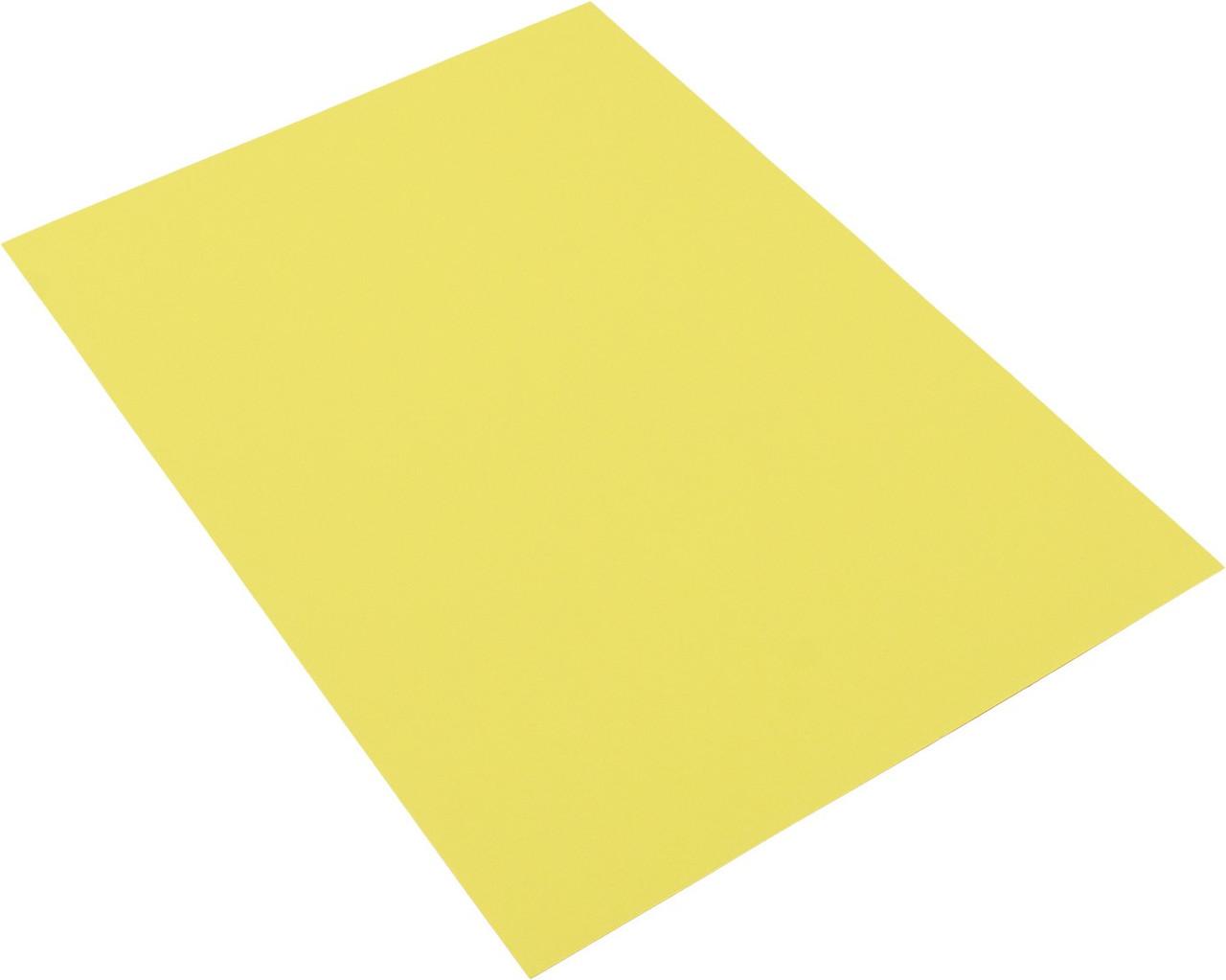 Папір кольор. А4 160г/м паст. Spectra Color Yellow 160 (жовт.)(250)