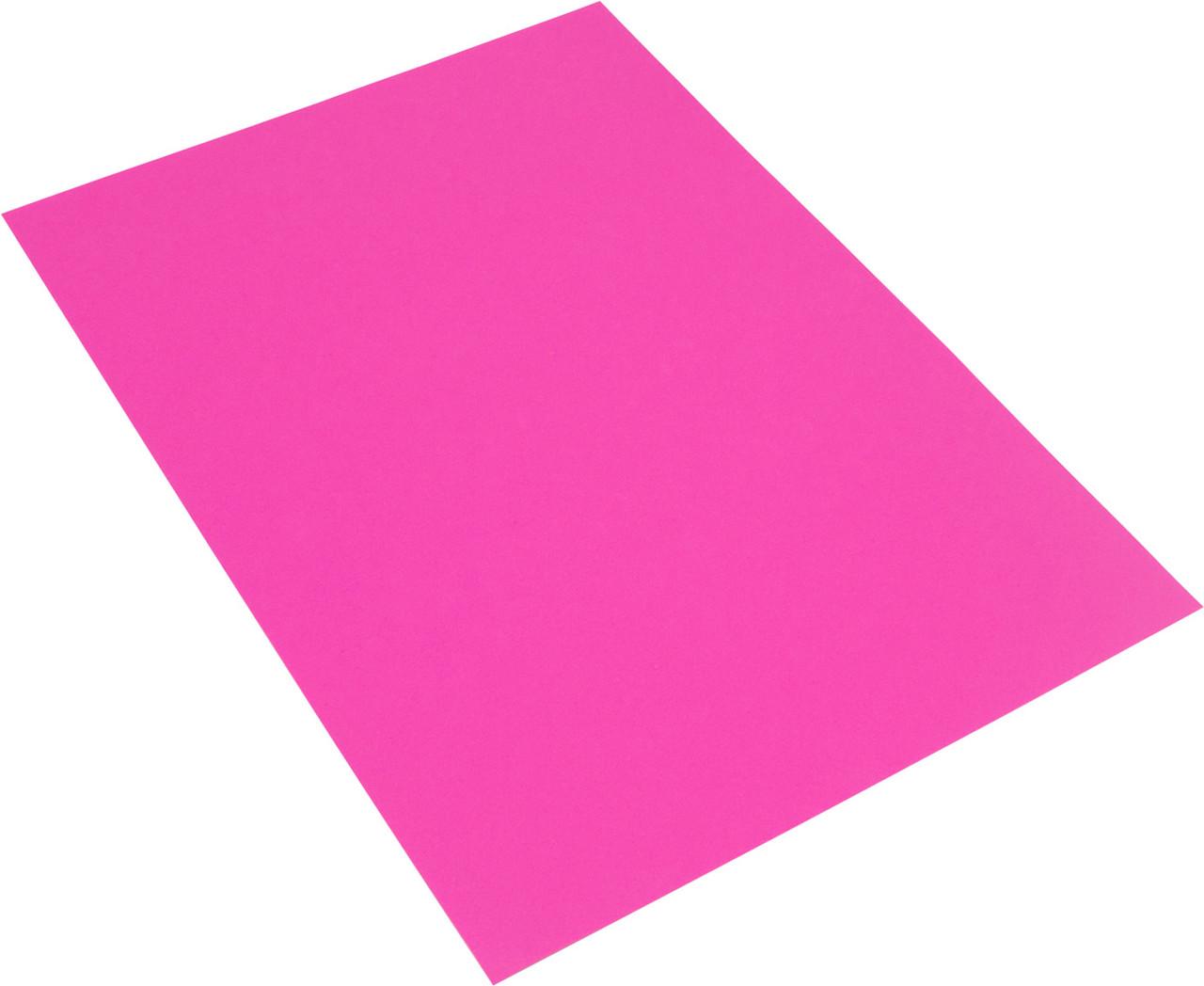 Папір кольор. А4 75г/м неон Spectra Color Red 350 (малиновий)(500)