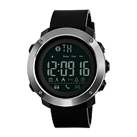 Skmei 1285 small черные мужские спортивные смарт часы, фото 1