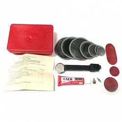 Аптечка шинная малая (латки, клей, затирка) (СТМ S.I.L.A., БХЗ) АРК-1