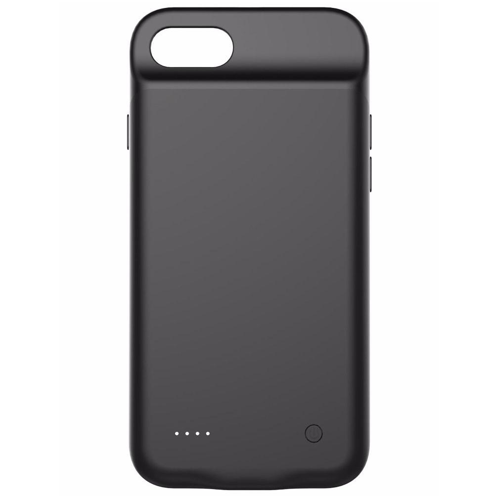 Чехол аккумулятор AmaCase для iPhone 6/6s Черный (5600 мАч)
